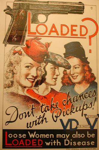 Loaded loose women
